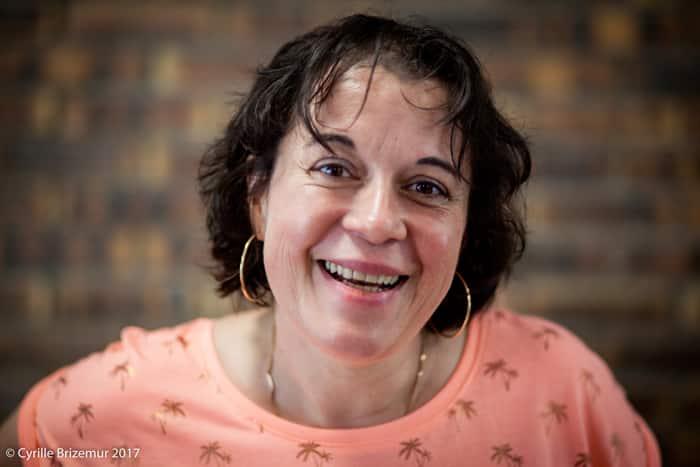 Anne Evans, secrétaire du Kodiak'95