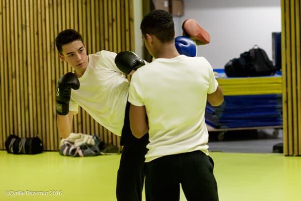 Boxe française loisirs