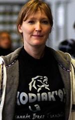 Virginie Trela présidente du Kodiak'95