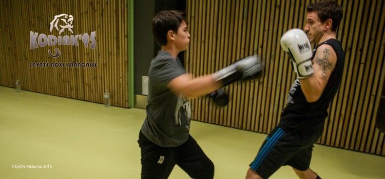Pratiquez la boxe française pendant les vacances d'hiver