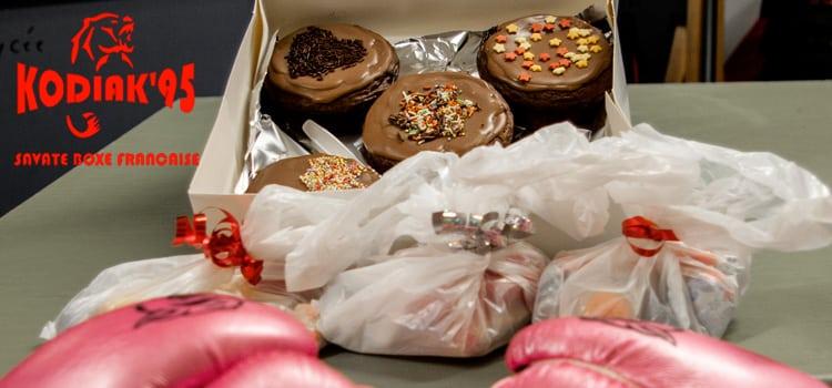 Bonbons et labellisation pour le Kodiak'95