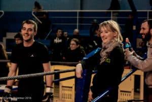 Le Kodiak'95 au challenges Île-de-France 2016 de boxe française