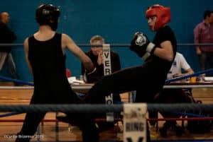 le Kodiak'95 aux compétitions de sous-secteurs de boxe française 2016