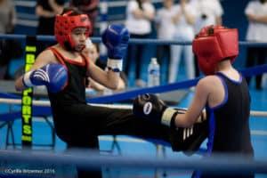 Coupe du Val d'Oise de savate boxe française 2016 organisée par le Kodiak'95