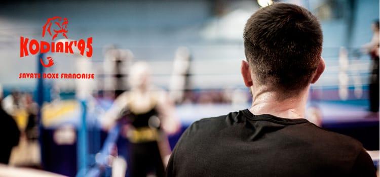 Challenge boxe française 2017 : Jacky et Michael sur le ring