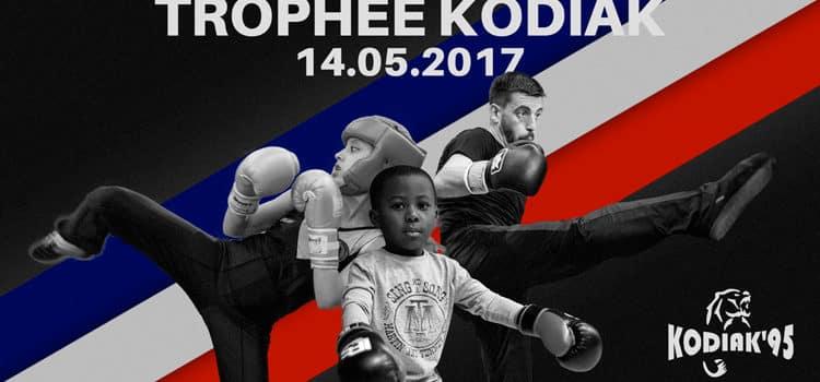 Trophée Kodiak : compétition interclub de boxe française dans le Val d'Oise (95)