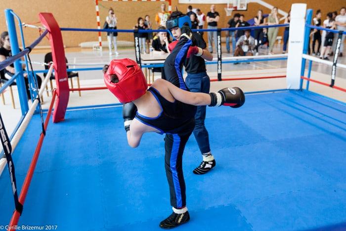 Le Kodiak'95 à la Coupe 2017 du Val d'Oise (95) de savate boxe française