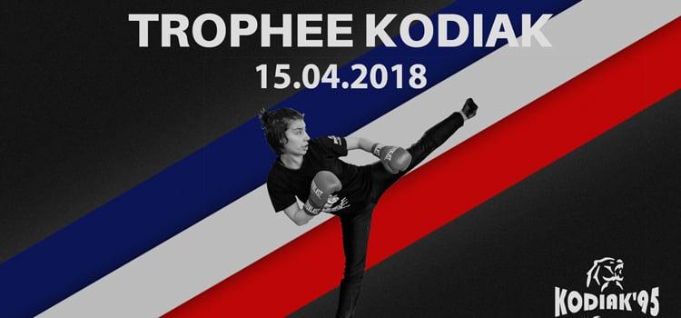 Tous au Trophée Kodiak 2018 !