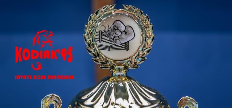 Savate Boxe Française : Trophée Kodiak 2018