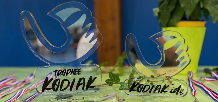 Trophée Kodiak 2019