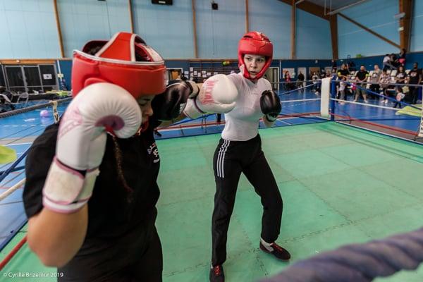 Savate Boxe Française Trophée Kodiak 2019