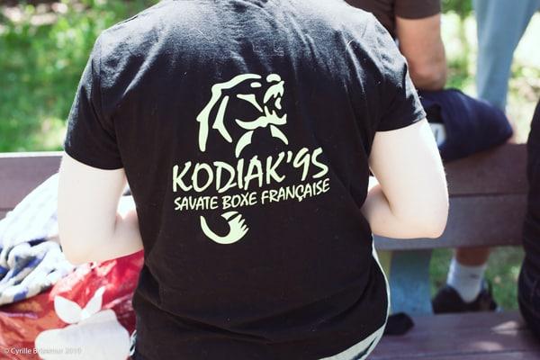 Assemblée générale du Kodiak'95