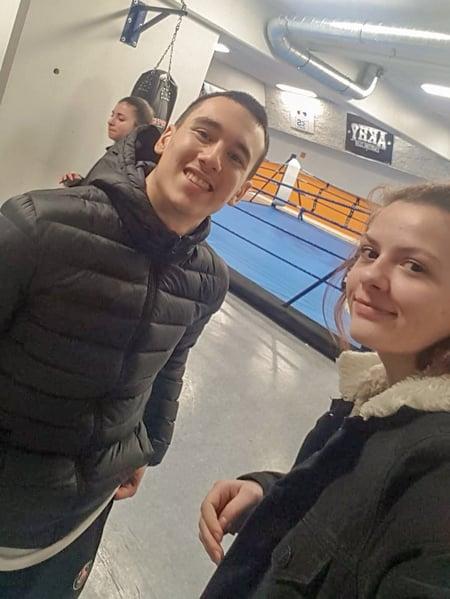 Jeunes Officiels de boxe française