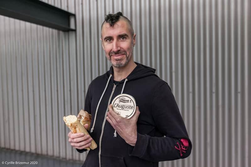Adrien Colliard aux challenges IDF de boxe française
