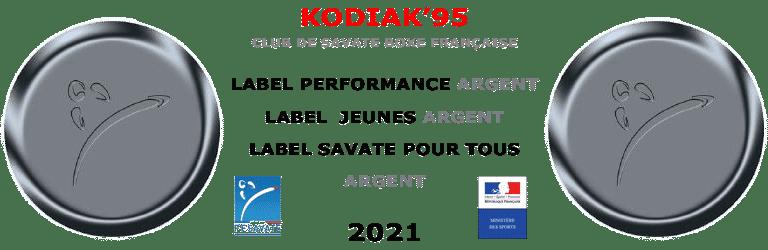 Label boxe française 2021